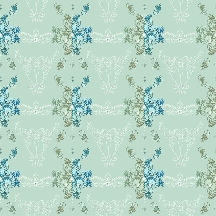 Fairy Tale - fairytales, fairy, patterndesign - cibelle-7505   ello