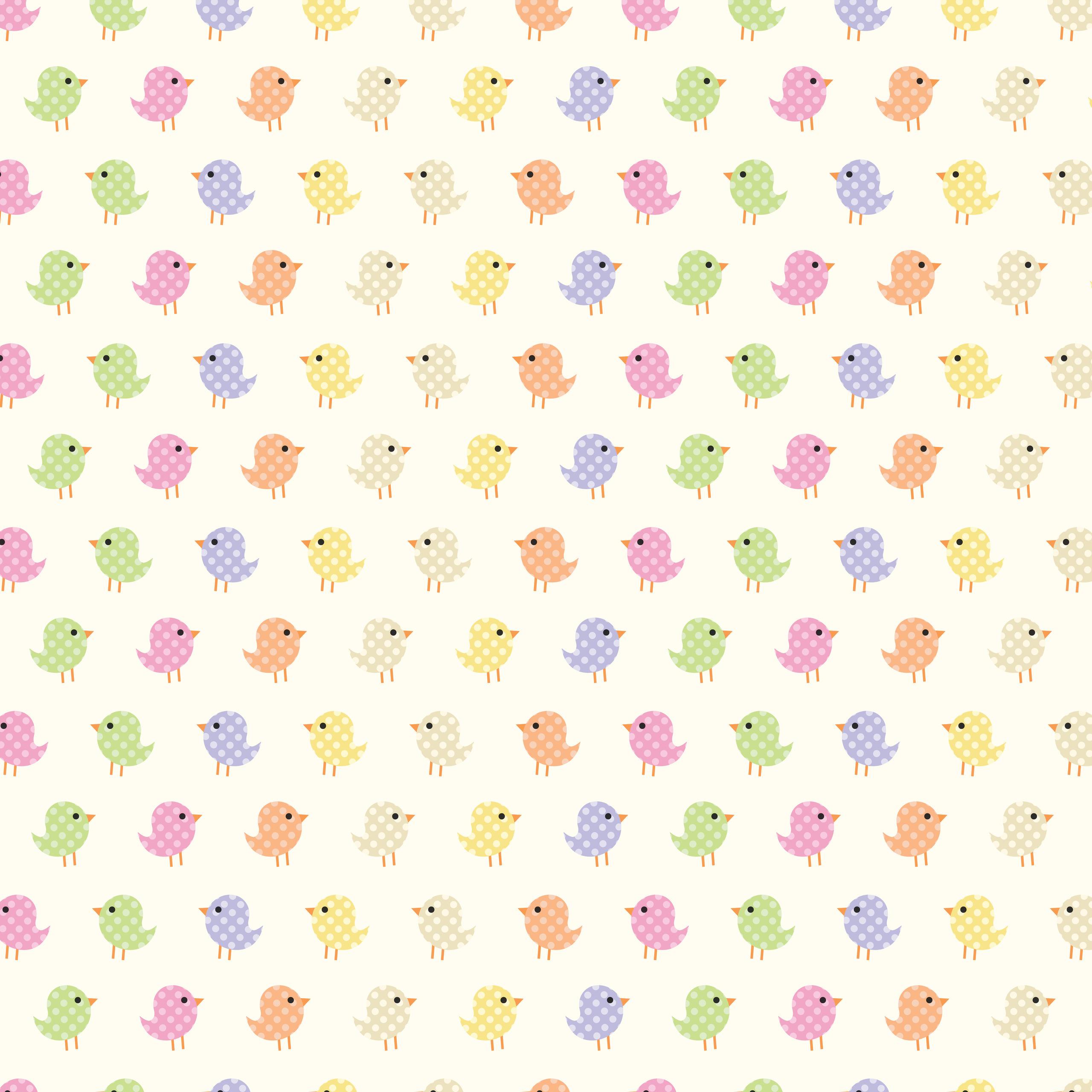 pattern Birds - birds, cute, birds - acberdec | ello