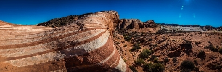 Fire Wave Valley - photography, valleyoffire - lichtundschatten | ello