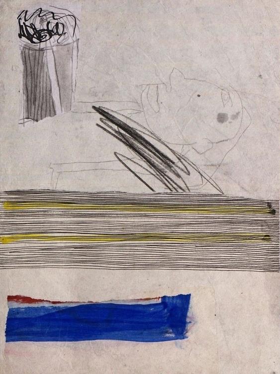 Cédric Joveniaux - art, mixedmedia - particulescreatives | ello