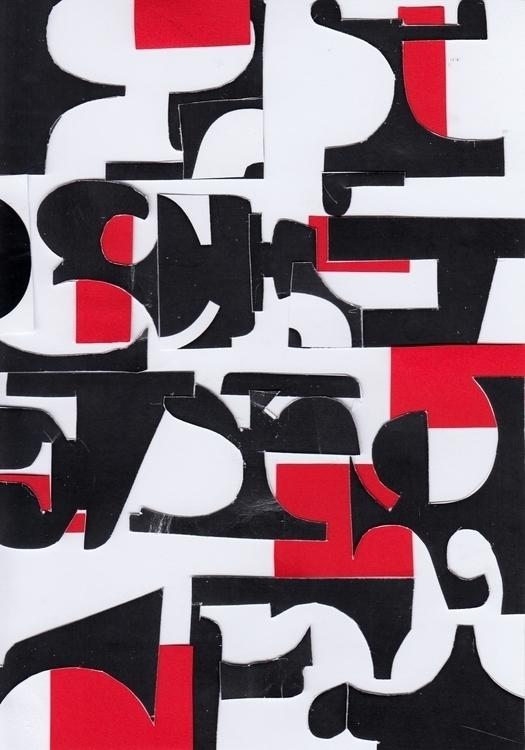 Typography Collage school. star - _marco | ello