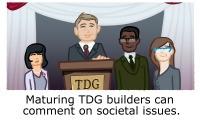 TDG Storyline - 24 - davevolek | ello