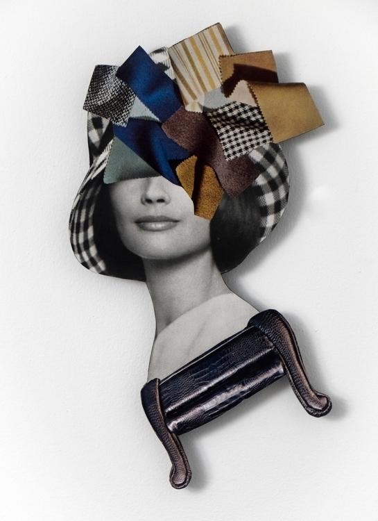 handmade, collage, artwork - rebeka_elizegi   ello