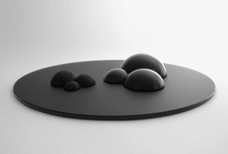 Design: Ingrid Rügemer Art Aure - minimalist | ello