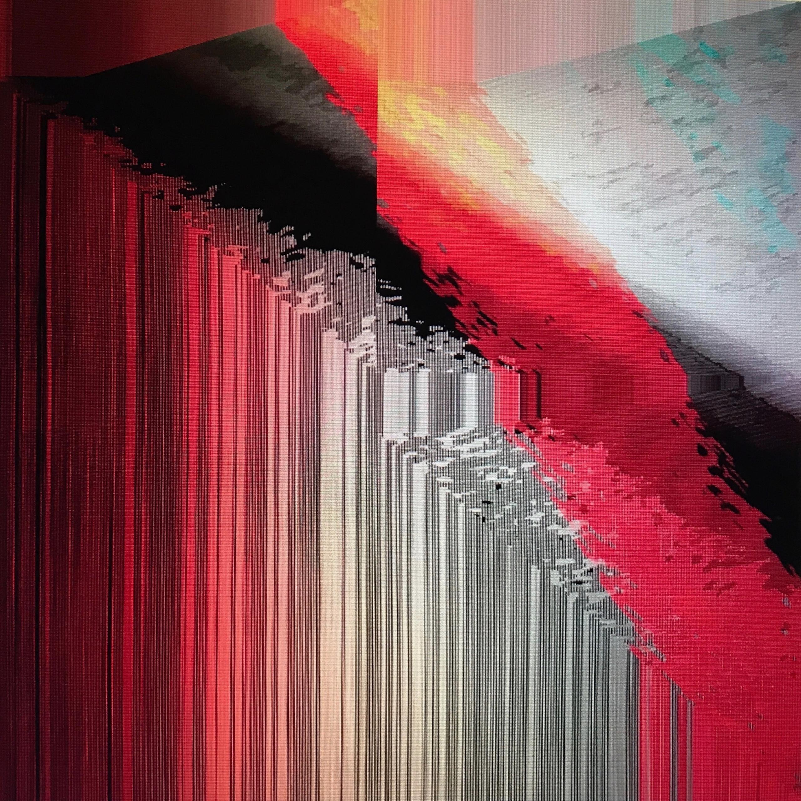 glitch, glitchart, abstract - rdklinc   ello