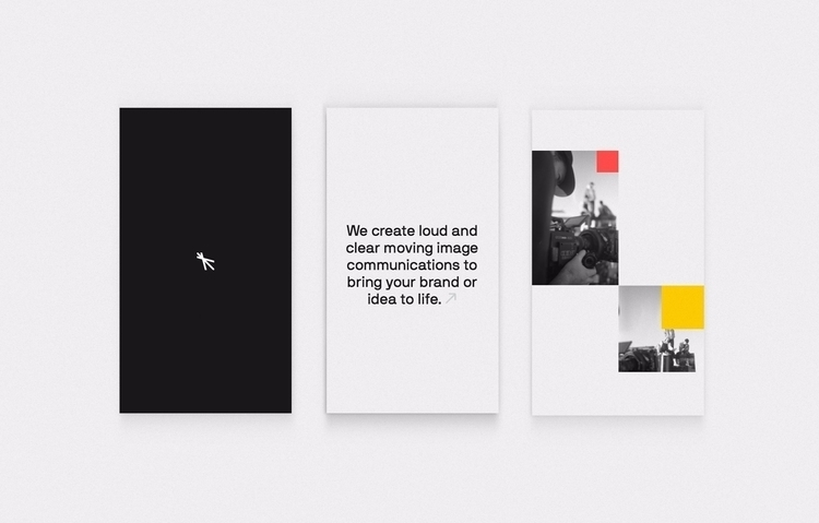 03 Identity, website collateral - zacharyallott | ello