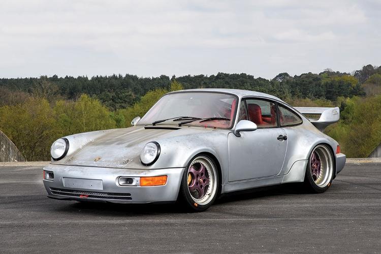 1993 Porsche 911 RSR. 10km cloc - lucian | ello