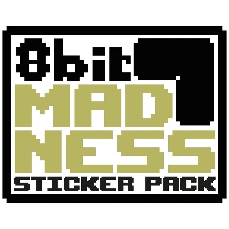 illustrations gonna Sticker Pac - renspacemadness | ello