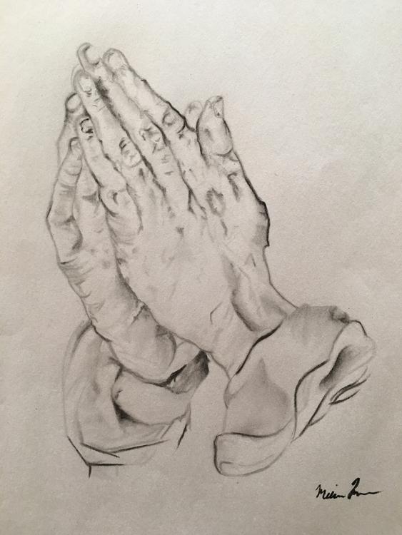 Praying Hands- Melissa Romeo (I - missymel6 | ello