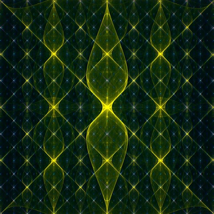 tense - fractal, digital, abstract - alexmclaren | ello