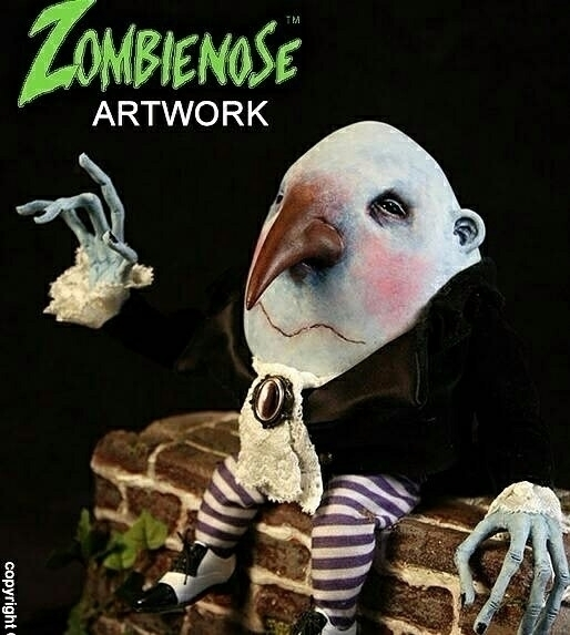 version Humpty Dumpty- Koo Kach - zombienose | ello