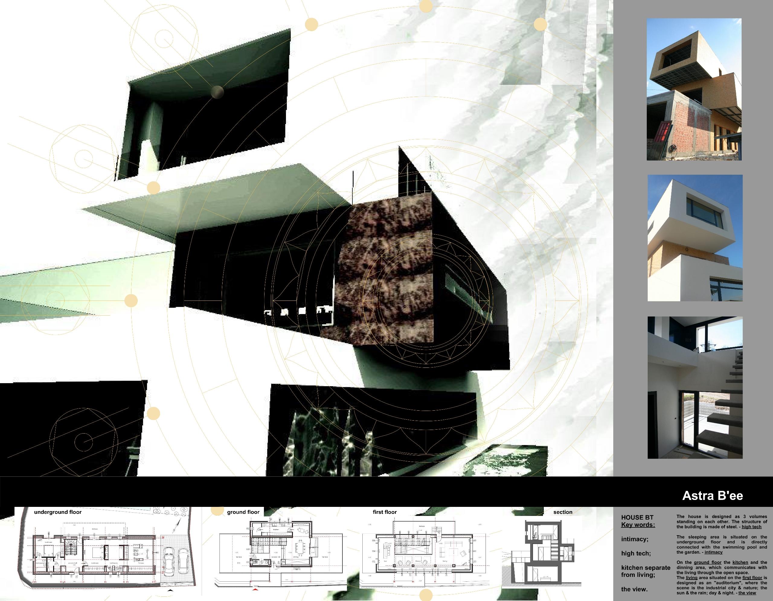 'House BT - architecture - astrabee   ello
