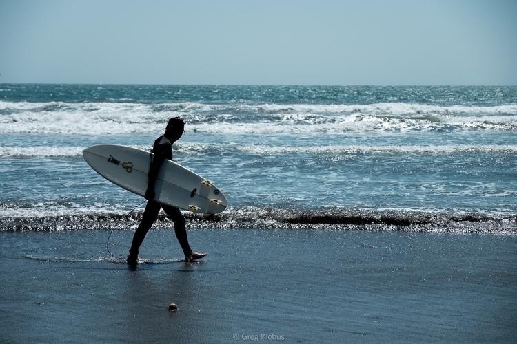 Surfer Kamakura, Japan - gklebus | ello