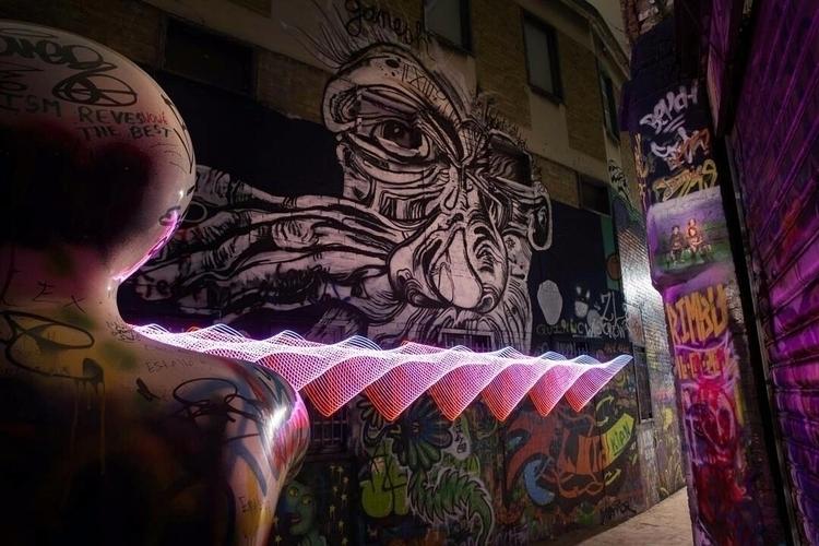 Real graffiti lightgraffiti, pr - bertverstaen | ello
