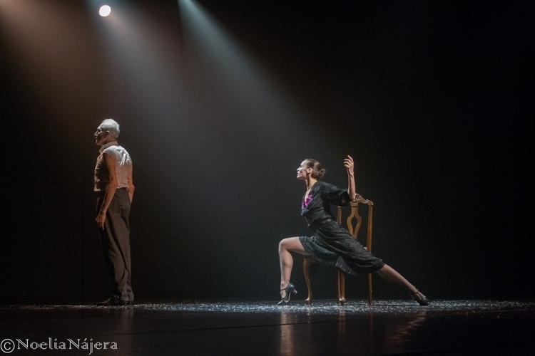 Dança: Luis Arrieta Irupe Sarmi - noelianajera | ello