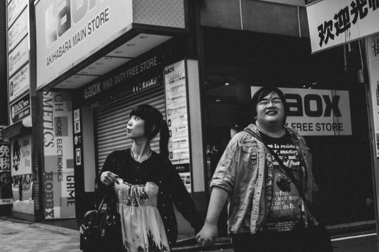 clock stops (2015 - akihabara, asia - edwardpalmquist | ello
