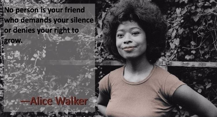 cool quote Alice Walker - storribio | ello