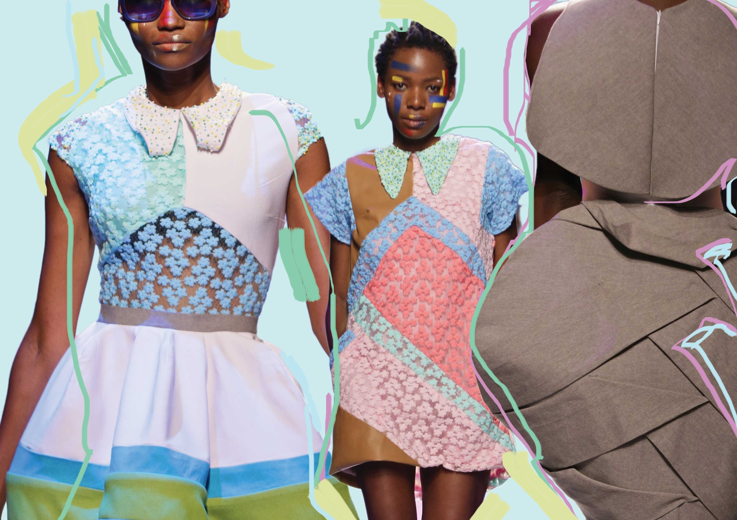 Collage Mercedes Benz Fashion W - mknowak | ello
