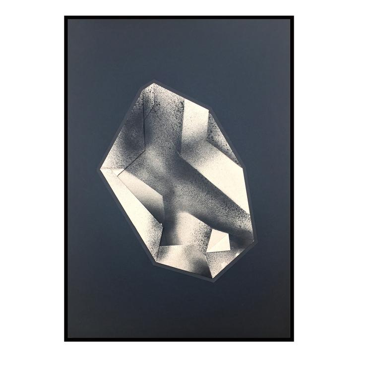 foldingtexture, paperart, danishdesign - c_a_m_b | ello