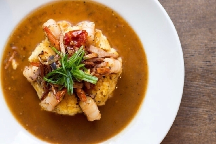 bad time Shrimp+Grits :fried_sh - masappetit | ello