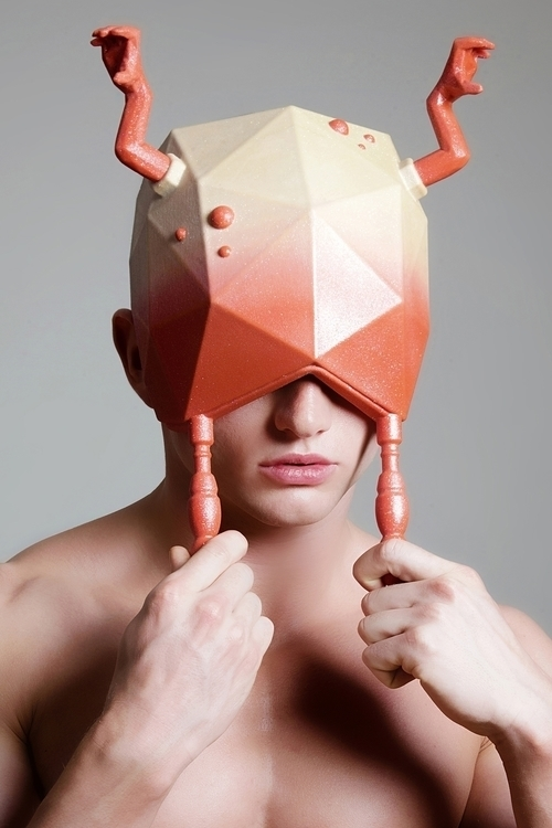 Vacanti Man - art, fashion, design - robelford | ello