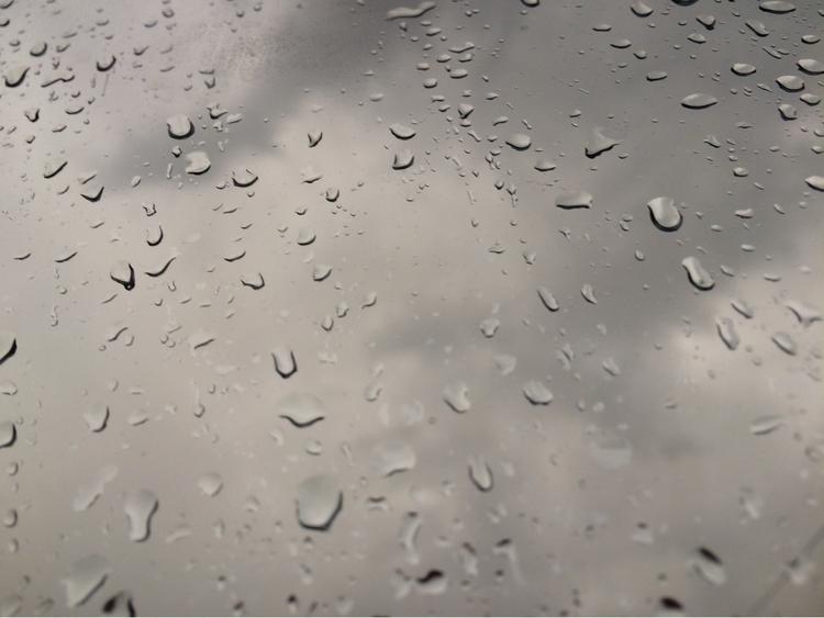 Rainy day - rain, clouds, sky - alexander_stiv | ello