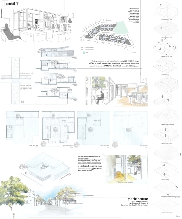 Patiohouse - architecture - ozdobrcan | ello