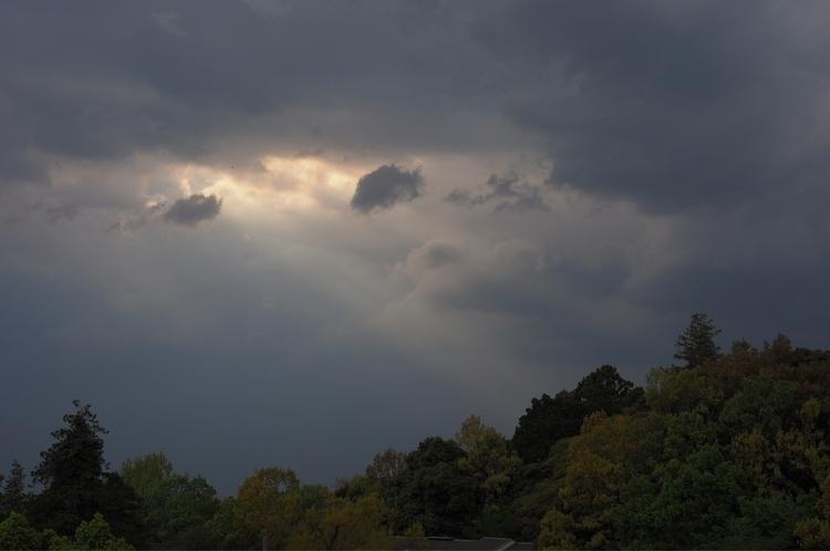 moment raining - photography#sky - jinpei | ello