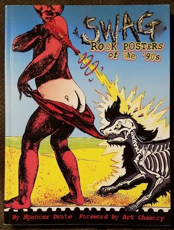 Read Damn Book - 027: Swag Rock - richardfyates | ello