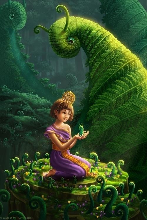 Sprout kindly princess kneels m - lauradiehl | ello