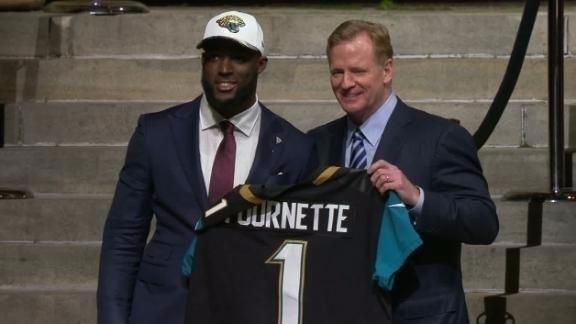NFL Draft Grades: Jacksonville  - nflinsc | ello