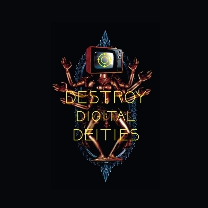 Destroy Digital Deities. giving - vargas-visions | ello