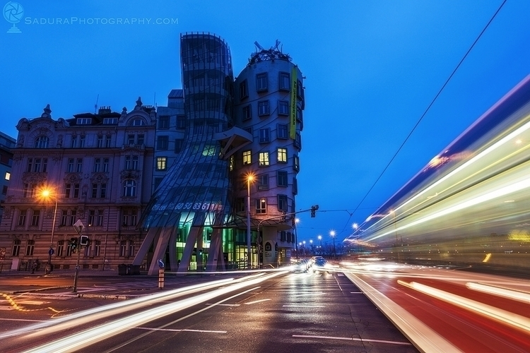 Dancing House Prague Prague, Cz - hsphotos | ello