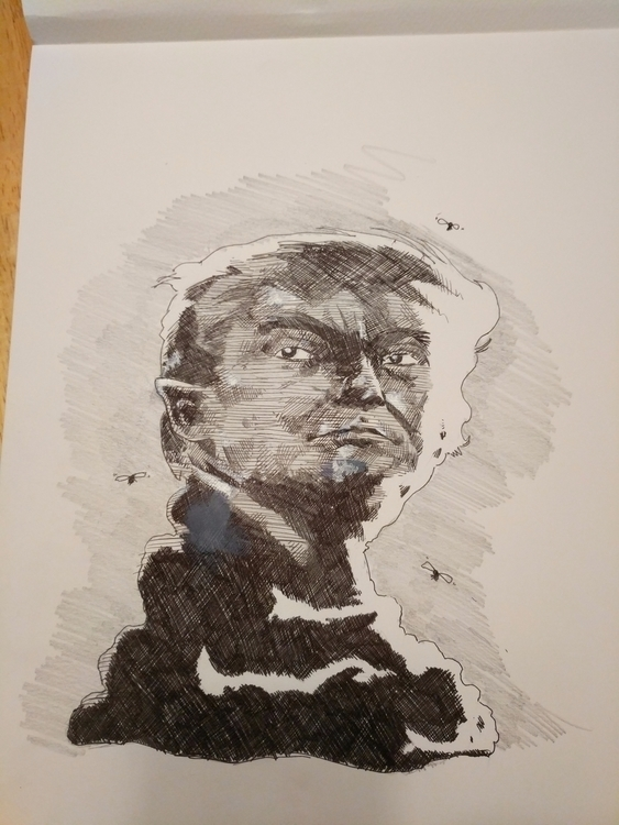 Inks, titanium white acrylic, g - rmansperger   ello