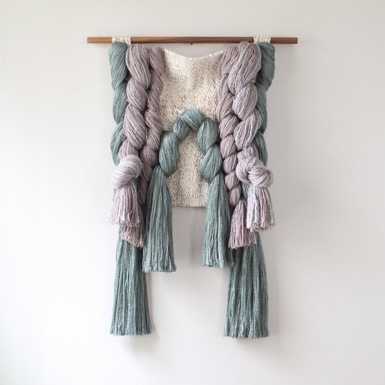 weaving, fiberart, textiles - smoothhills | ello