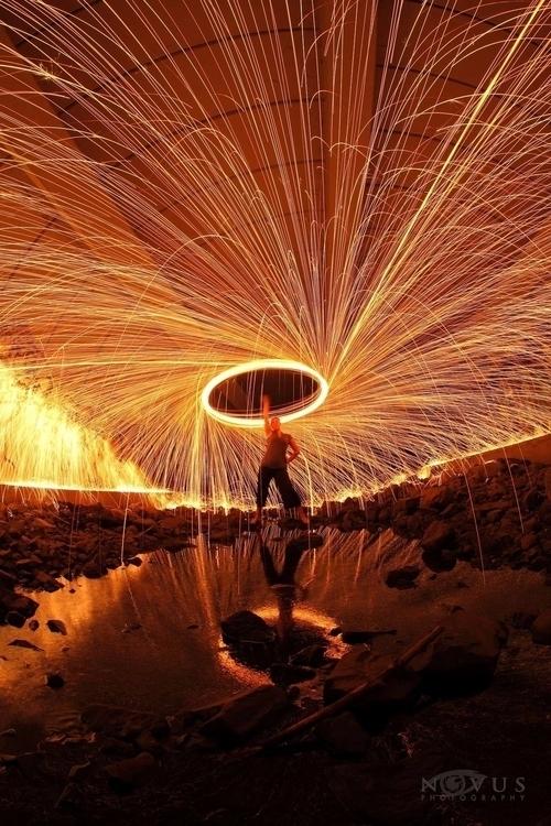 Homemade fireworks - landscape, landscapephotography - nomadikcreative   ello