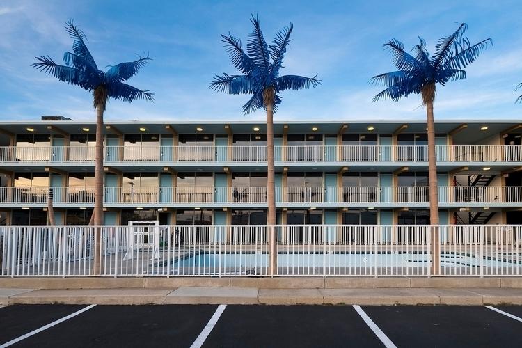 Motel. Wildwood Jersey - photography - keithbeaty | ello
