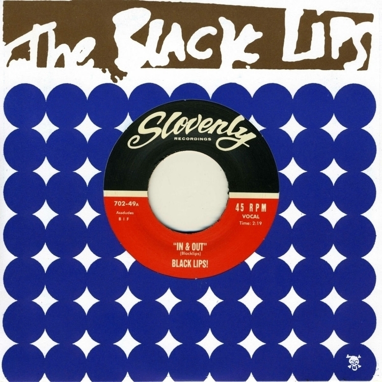 BLACK LIPS EP - theblacklips, vinyls - slovenlyrecordings | ello