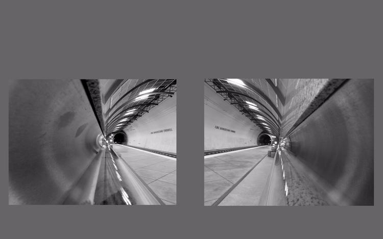 tunnel pass coming - tehranchik | ello