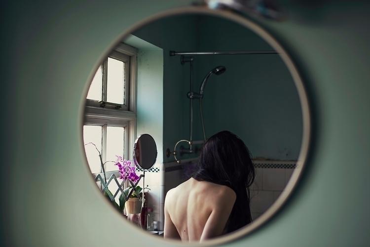 Photographer/Model:Iness Rychl - darkbeautymag | ello