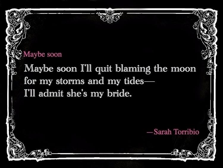 Sarah Torribio' epigram day bat - storribio | ello