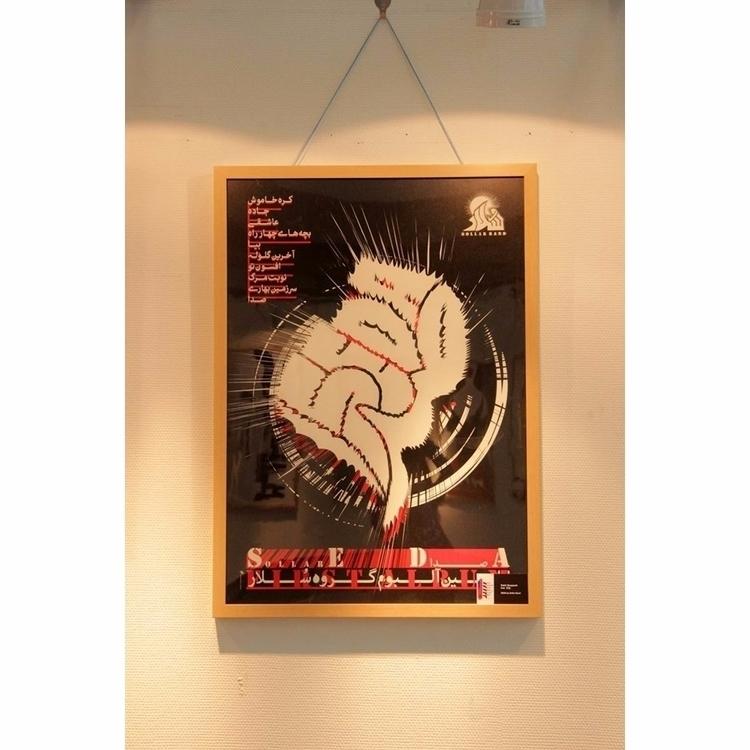 ↲ SEDA Music Poster Designed So - studiozanganeh   ello