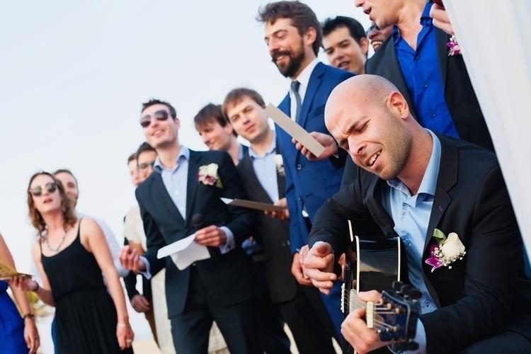 Friends singing groom! Call: +9 - bharatmudgalweddings | ello