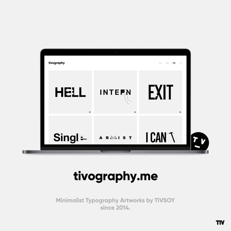 :fist:️[ T1/T2/T3/T4 - tivography - tivsoy | ello