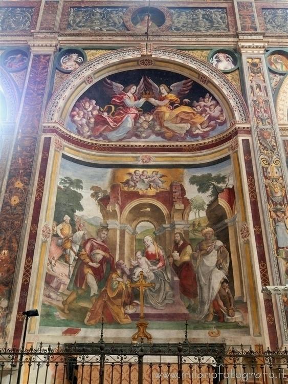 Meda (Milan, Italy): Chapel Ado - milanofotografo   ello
