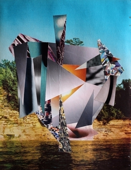Ben Tinsley American artist int - widewalls | ello