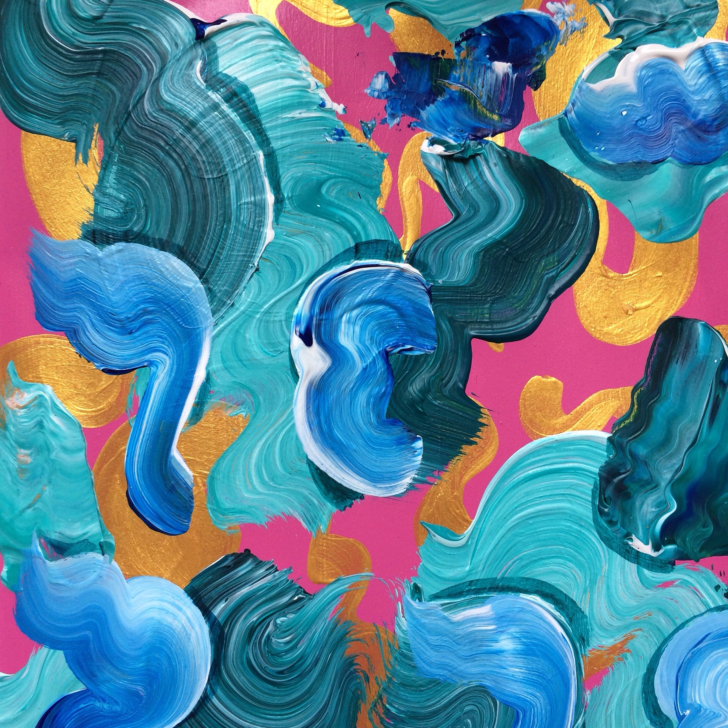 art, abstract - dhuston | ello