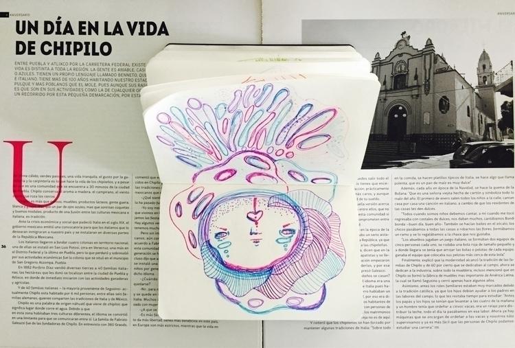 doodle - merr | ello