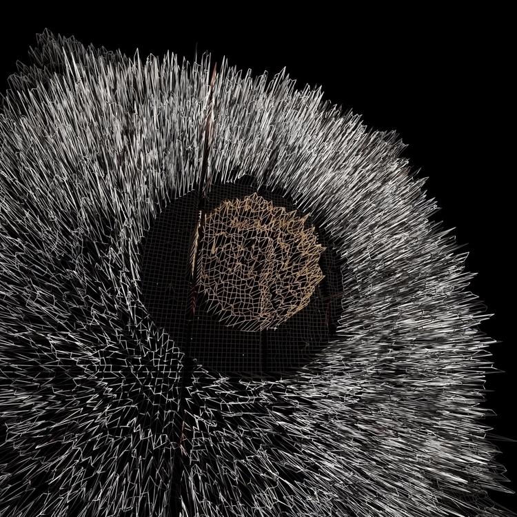 Analog distorsion works. Circle - yellabor | ello