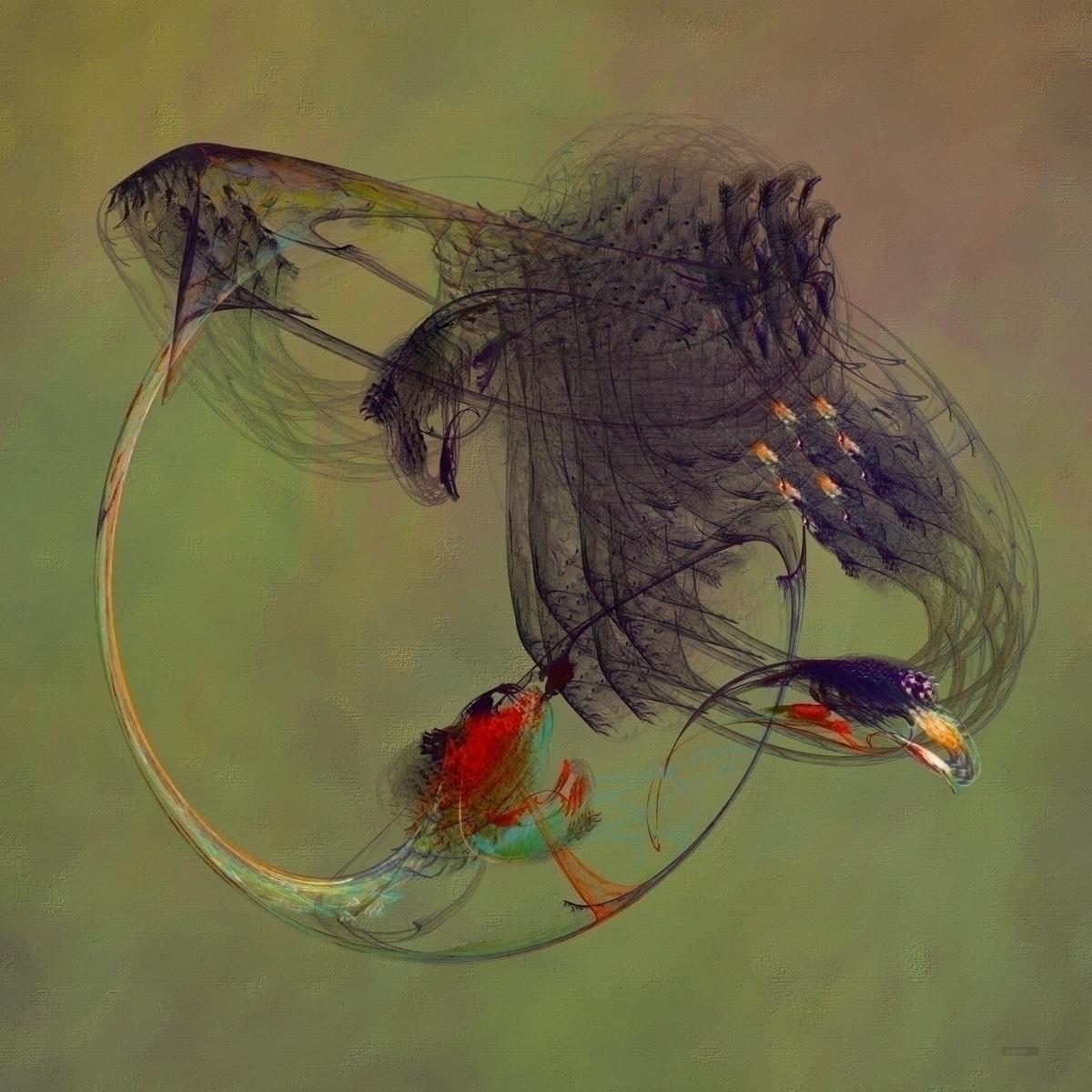 Black Feather Study Medium: Dig - ageekonabike   ello